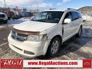 Used 2012 Dodge Journey SE Plus 4D Utility FWD 2.4L for sale in Calgary, AB