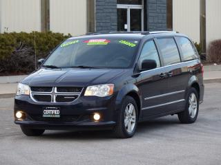 Used 2011 Dodge Grand Caravan Crew Plus,LEATHER,DVD,BACKUP CAMERA,CERTIFIED for sale in Mississauga, ON