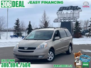 Used 2005 Toyota Sienna LE for sale in Warman, SK