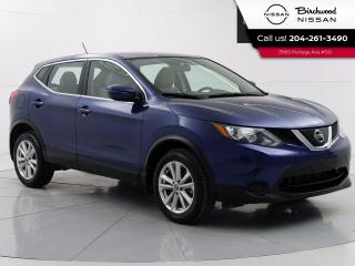 Used 2019 Nissan Qashqai S Apple CarPlay, Heated Seats, Backup Camera, 2 Sets of Wheels for sale in Winnipeg, MB
