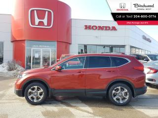 Used 2018 Honda CR-V EX-L Leather - Heated Seats - Apple CarPlay - Android Auto for sale in Winnipeg, MB
