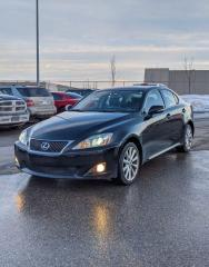 Used 2009 Lexus IS 250 AWD  | $0 DOWN - EVERYONE APPROVED! for sale in Calgary, AB