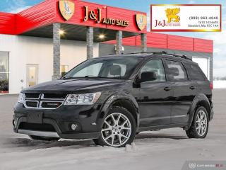 Used 2017 Dodge Journey SXT FWD, Auto ,5Pass for sale in Brandon, MB