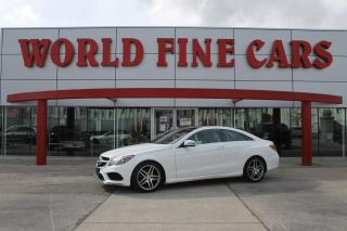 Used 2016 Mercedes-Benz E-Class for sale in Etobicoke, ON