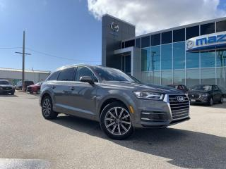 Used 2017 Audi Q7 3.0T Komfort AWD With Navigation for sale in Chatham, ON