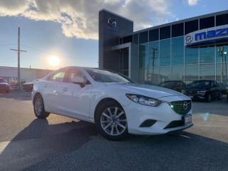 Used 2017 Mazda MAZDA6 GS FWD With Navigation for sale in Chatham, ON