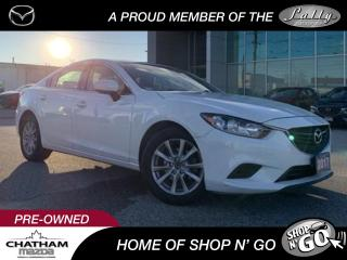 Used 2017 Mazda MAZDA6 GS SALE PENDING for sale in Chatham, ON