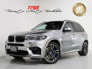 Used 2016 BMW X5 M I 567HP I NAV I CARBON FIBRE I CAM I 20 IN WHEELS for sale in Vaughan, ON