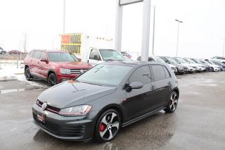 Used 2016 Volkswagen Golf GTI 2.0T DSG Performance for sale in Whitby, ON