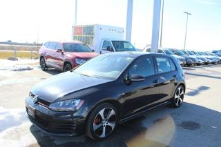 Used 2016 Volkswagen Golf GTI 2.0T Autobahn for sale in Whitby, ON