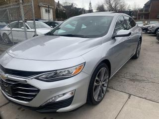 Used 2020 Chevrolet Malibu 4DR SDN PREMIER W/2LZ for sale in Hamilton, ON