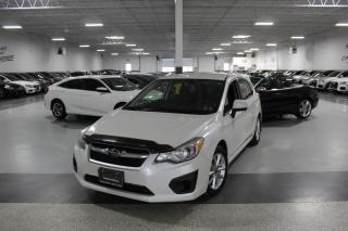 Used 2013 Subaru Impreza TOURING NO ACCIDENTS I HEATED SEATS I POWER OPTIONS for sale in Mississauga, ON