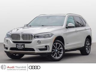 Used 2014 BMW X5 xDrive35i for sale in Thornhill, ON