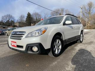 Used 2014 Subaru Outback 6 Spd Manual, 2.5i, Htd Seats, Bluetooth, Sunroof for sale in King City, ON