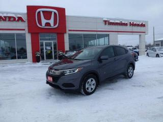 Used 2019 Honda HR-V LX for sale in Timmins, ON