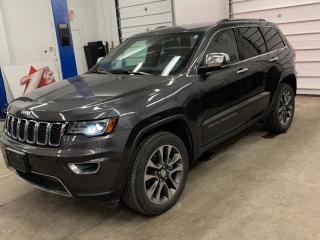 Used 2018 Jeep Grand Cherokee LIMITED 4WD for sale in Windsor, ON
