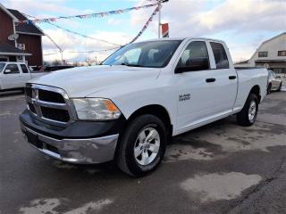 Used 2013 RAM 1500 ST No accidents for sale in Dunnville, ON