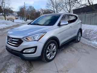 Used 2013 Hyundai Santa Fe LIMITED 2.0 | AWD | NAVI | PANO ROOF | BACKUP CAM| for sale in Barrie, ON