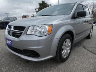 Used 2017 Dodge Grand Caravan Canada Value Package | Cruise Control | 3.6L V6 for sale in Essex, ON