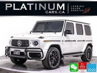 Used 2019 Mercedes-Benz G-Class AMG G63 577HP, HEATED/VENTED, MASSAGE, BULLBAR,360 for sale in Toronto, ON