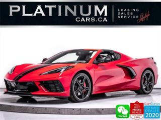 Used 2020 Chevrolet Corvette Stingray, Z51, LT3, GT2 BUCKET SETS, MAGNETIC RIDE for sale in Toronto, ON