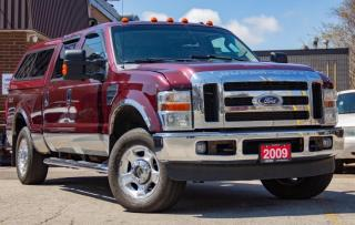 Used 2009 Ford F-250 Super Duty SRW 4WD CREW CAB 156