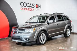 Used 2012 Dodge Journey SXT CREW+DVD+SIEGES CHAUFFANTS+MAGS for sale in Laval, QC