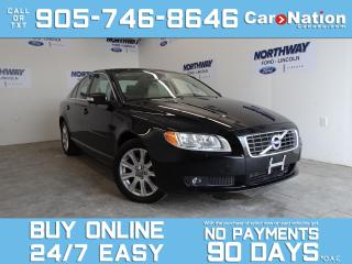 Used 2010 Volvo S80 3.2L | LEATHER | SUNROOF | ONLY 80 KM! for sale in Brantford, ON