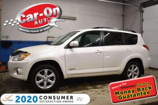 Used 2011 Toyota RAV4 LIMITED AWD V6 | LEATHER | SUNROOF for sale in Ottawa, ON