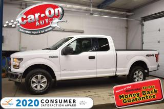 Used 2016 Ford F-150 XLT 4X4 Only 57,000km | PRO TRAILER BACK-UP for sale in Ottawa, ON