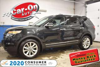 Used 2011 Ford Explorer LIMITED V6 | LEATHER | DUAL SUNROOF | for sale in Ottawa, ON