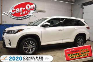 Used 2019 Toyota Highlander XLE AWD | 8 PASS | LEATHER | SUNROOF | LOADED for sale in Ottawa, ON