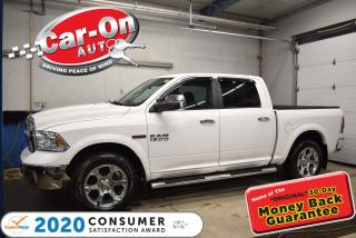 Used 2015 RAM 1500 LARAMIE DIESEL | EVERY POSSIBLE OPTION | SUNROOF | for sale in Ottawa, ON