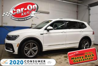 Used 2019 Volkswagen Tiguan HIGHLINE R-LINE 4MOTION | NAVI | PANO ROOF for sale in Ottawa, ON