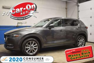 Used 2020 Mazda CX-5 GT AWD | LEATHER| SUNROOF | HEADS-UP DISPLAY for sale in Ottawa, ON
