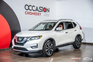 Used 2019 Nissan Rogue SL AWD+NAV+TOIT+CUIR BRUN+CAMERA 360+SIEG/CHAUFF for sale in Laval, QC