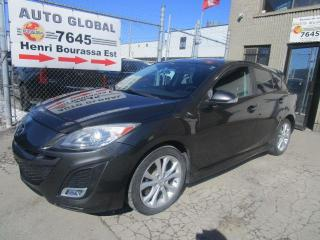 Used 2010 Mazda MAZDA3 Hayon 4 portes Sport, boîte manuelle, GS for sale in Montréal, QC