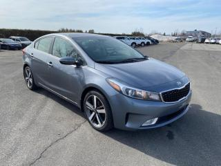 Used 2018 Kia Forte SX for sale in Pintendre, QC