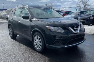Used 2016 Nissan Rogue S A/C CAMERA DE RECUL for sale in St-Hubert, QC
