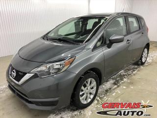 Used 2017 Nissan Versa Note SV MAGS BLUETOOTH CAMÉRA for sale in Shawinigan, QC