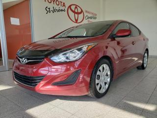 Used 2016 Hyundai Elantra * GL * SIEGES CHAUFFANTS * VITRES ET PORTES ELECT for sale in Mirabel, QC