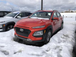 Used 2018 Hyundai KONA Preferred, Auto,mags,a/c,mags,cruise+++ for sale in Mirabel, QC
