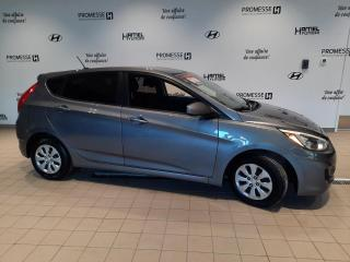 Used 2015 Hyundai Accent GL MANUELLE for sale in St-Eustache, QC