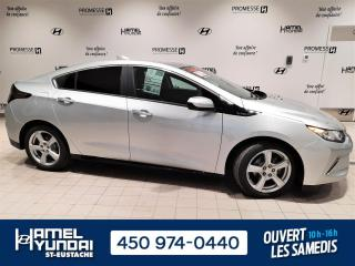 Used 2018 Chevrolet Volt LT **BRANCHABLE** BAS MILLAGE for sale in St-Eustache, QC
