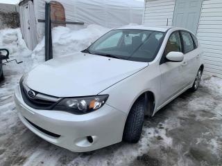 Used 2010 Subaru Impreza Hayon 5 portes, boîte automatique, 2.5i for sale in Pointe-Aux-Trembles, QC
