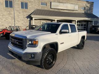 Used 2015 GMC Sierra 1500 CREW CAB SLE for sale in St-Eustache, QC