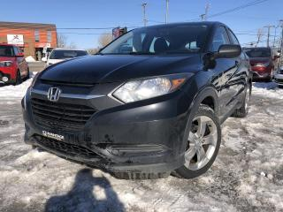 Used 2017 Honda HR-V LX 4 portes 2RM CVT for sale in Trois-Rivières, QC
