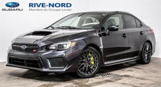 Used 2019 Subaru WRX STI MAGS+CAM.RECUL+SIEGES.CHAUFFANTS for sale in Boisbriand, QC