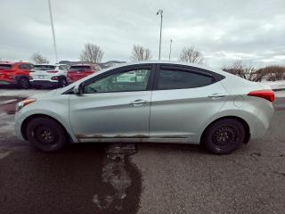 Used 2011 Hyundai Elantra GLS TOIT OUVRANT SIEGE CHAUFFANT for sale in Ste-Julie, QC
