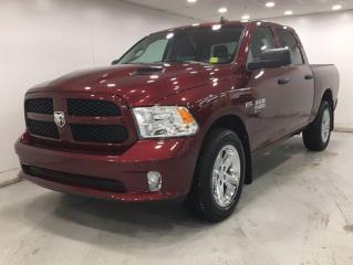 New 2021 RAM 1500 Classic Express Crew Cab | Sub Zero Package | for sale in Medicine Hat, AB